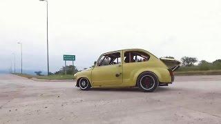 Fiat 600 - Funny car