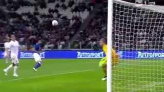 Resumen Italia vs Inglaterra 2015   1-1