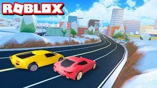 NEW FASTEST CAR IN JAILBREAK!   Roblox Adventures