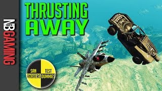 GTA 5  - Thrusting Away - San Andreas Test Dummies Ep. 81 - GTA 5 Funny Moments