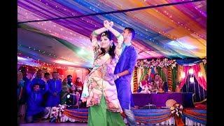 tumi ashe pase thakle (Dance performance)   Holud Dance
