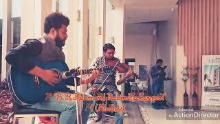 Dil Hai Chota Sa + Gram Chara Oi Ranga Matir Poth | Instrumental Medley | Live Jam |