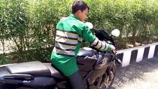 Sahil khan riding