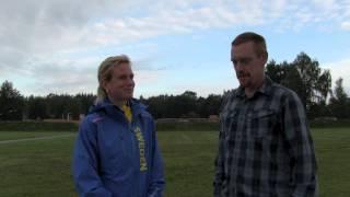 Kasja Berg Pre-2015 IAU 100k World Championships Interview