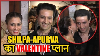 Shilpa Saklani And Apurva Agnihotri Shares Cozy Moments On Valentine's Day