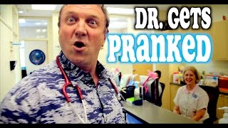 DOCTOR GETS PRANKED By His Nurses