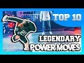 TOP 10 Legendary Powermoves sets in Breakdance History