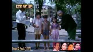 Chanda Ko Dhoondhne Sabhi - Hemlata, Mohd Rafi, Asha Bhosle & Usha Mangeshkar - Jeene Ki Raah (1969)