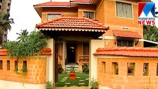 Low cost Kerala style house | Veedu | Manorama News