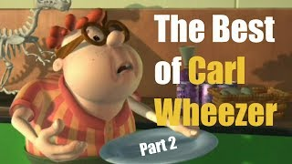 Jimmy Neutron | The Best of Carl Wheezer (Part 2)