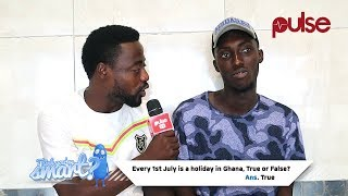 Every 1st July Is A Holiday In Ghana True/False? | Think You're Smart