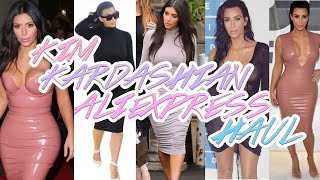 KIM KARDASHIAN INSPIRED ALIEXPRESS HAUL | $6 AND UP // CHEAP AND AFFORDABLE ♡