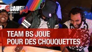 La team BS joue à qui veut gagner des Chouquettes - C'Cauet sur NRJ