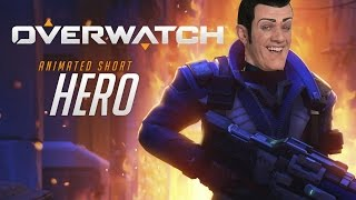 We are Number One but with 'Overwatch Animated Short | Hero'
