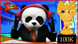 100K Subs Special! Combo Panda Face Reveal and Awards