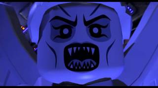 LEGO Doctor Who All Cutscenes Dimensions Walkthrough Gameplay