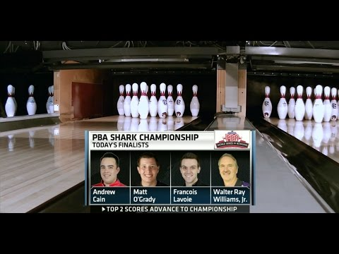 2016 PBA Shark Championship Finals