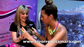 Dolce Love y el Gorro de Tamara te muestran una maleta tuppersex de Dolce Love