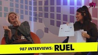 987 Interviews Ruel