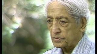 What is our responsibility to ourselves and others? | J. Krishnamurti