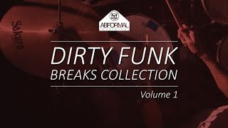 100 bpm - hip hop style 16th drum beat - Dirty Funk Breaks Collection Vol. 1