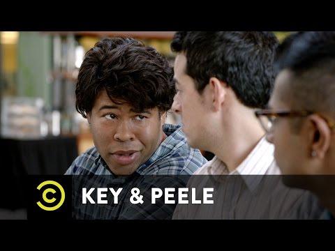 Key & Peele - Awkward Conversation