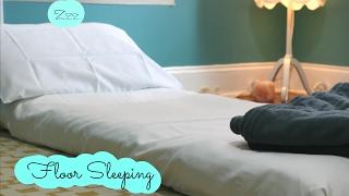 New Sleeping Arrangements   Minimalist Lifestyle