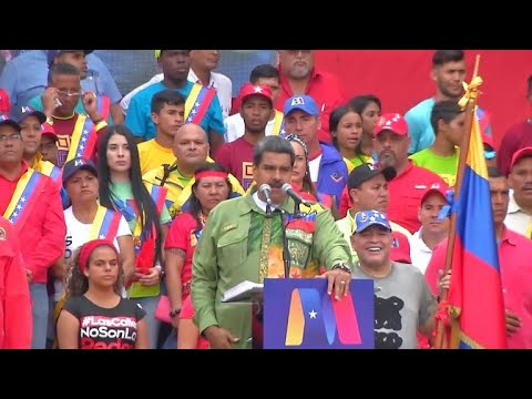 Xxx Mp4 Venezuela Holds Presidential Election As Country Plunges Deeper Into Crisis 3gp Sex