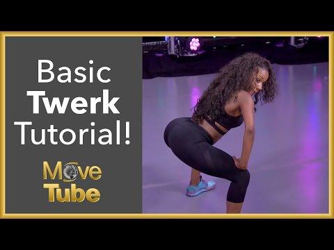 Learn Step by Step Beginner Twerk From Kelsey Mobley Part 1