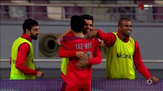 دوري نجوم QNB: الموسم 18 - 19 - اهداف : الدحيل 6 - 0 الخور