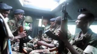 Somali TFG and AMISOM Crush Shabaab
