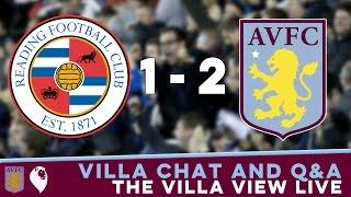 The Villa View LIVE - VILLA CHAT AND Q&A EP#2