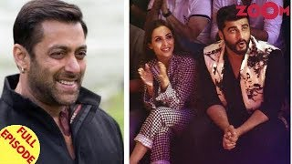 Salman Donated Rs 12 Crore To Kerala Relief Fund? Arjun-Malaika Get Captured Together & More