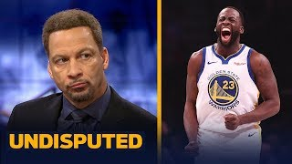 Chris Broussard reacts to Draymond Green