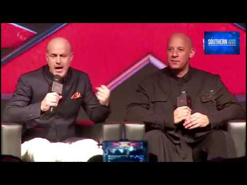 Xxx Mp4 Vin Diesel And Deepika Padukone Welcome In India XXx Return Of Xander Cage Movie 3gp Sex