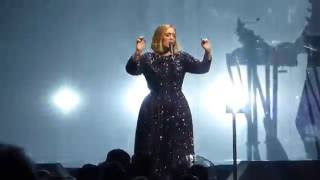 Adele Live 2016 - Seattle (Water Under the Bridge)