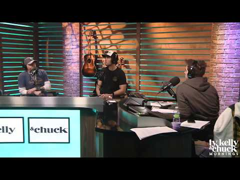 Jason Aldean Explains What Influenced His Upcoming Album 'Rearview Town' - Ty, Kelly & Chuck