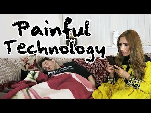 PAINFUL TECHNOLOGY