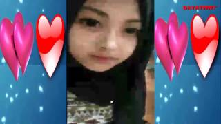 2 cewek cantik sholawatan live di fb masih unyu unyu banget