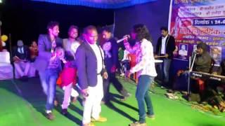Kavi kisan and vinod poformance