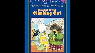 The High-Rise Private Eyes - Case of the Climbing Cat - Cynthia Rylant - Children's Audiobook