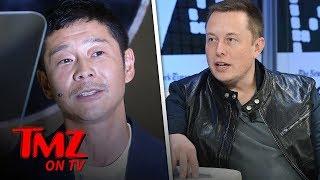 Elon Musk Announces Japanese Art Curator as 1st Guy He