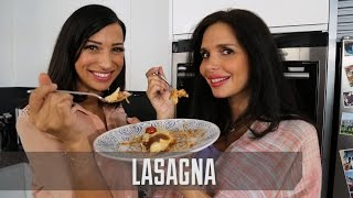 Food with Friends | Shereen's Famous Lasagna | Dalia's Kitchen