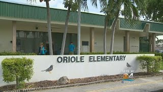 Elementary School In Broward Gets Much-Needed Makeover After Irma