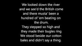 Johnny Horton - Battle of New Orleans Lyrics