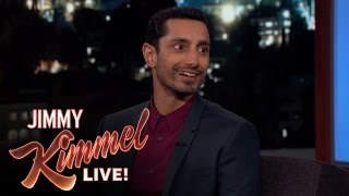 Riz Ahmed on