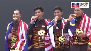 Berbasikal | Pingat Emas | Time Trial | KL 2017 | Astro Arena