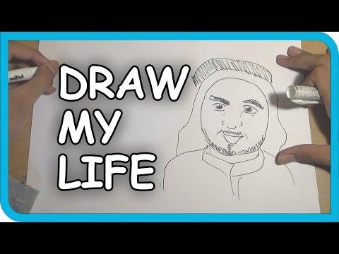 Draw My Life Usama Harbatah