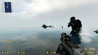 Counter-Strike: Source - Zombie Escape Mod - Pirate Port Royal Escape [LEVEL 2]