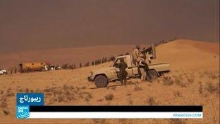 ...العراق.. ممرضون أمريكيون يتطوعون لإسعاف المقاتلين في